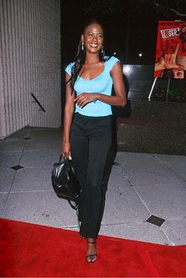 Premiere: Tangi Miller at the AVCO Theater premiere of Columbia's  Loser - 7/20/2000