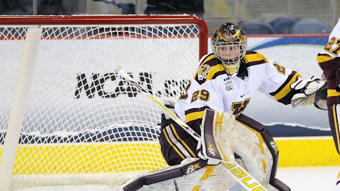 Clarkson women win NCAA hockey championship