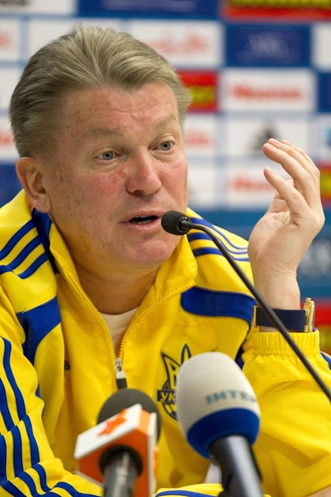 Ukraine&#39;s Head Coach Oleg&nbsp;&hellip;