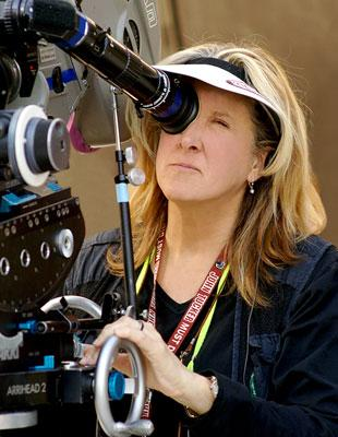 Betty Thomas , the director of 20th Century Fox's John Tucker Must Die