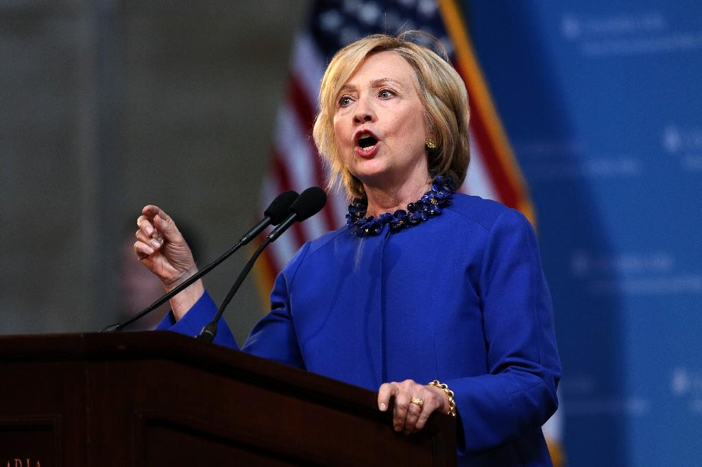 Clinton's debut campaign rally set for June 13 in New York
