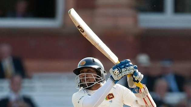 Tillakaratne Dilshan was unbeaten on 52 at tea