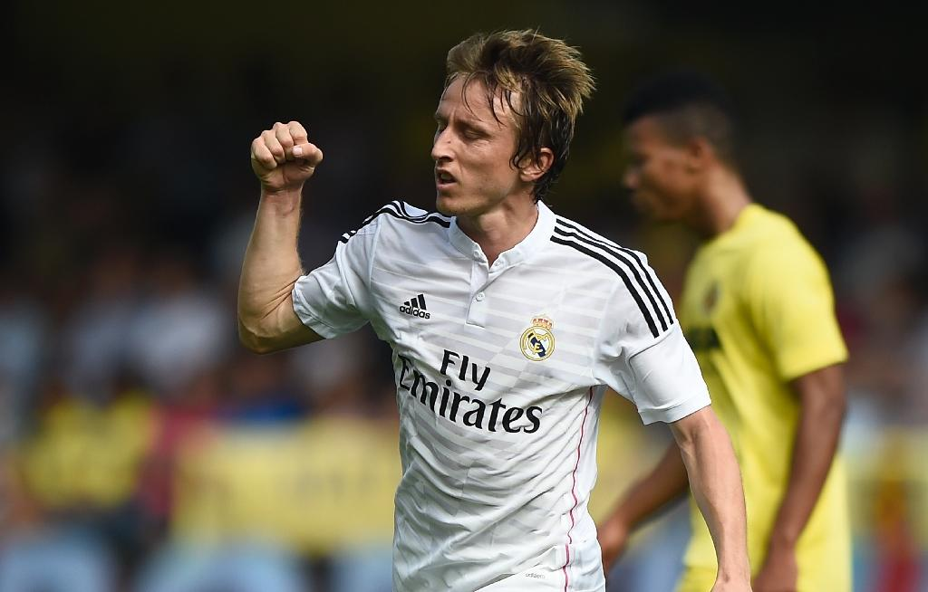Modric grilled in Dinamo Zagreb tax fraud probe