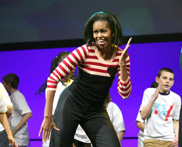 US-POLITICS-OBAMA-DANCE