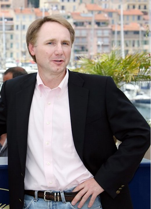 US author Dan Brown poses at the 59th edition of the Cannes Film Festival in Cannes, southern France, May 17, 2006