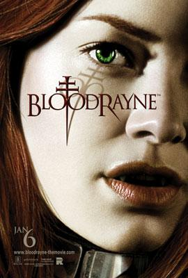 Kristanna Loken stars in Romar Entertainment's Bloodrayne