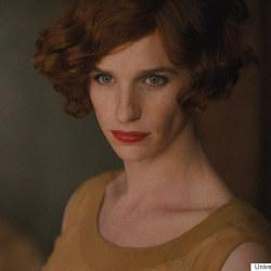 See The First Photo Of Eddie Redmayne Playing Transgender Pioneer