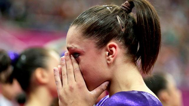 Jordyn Wieber: Dreams of Individual Gold Deflate After a Lifetime of Focus
