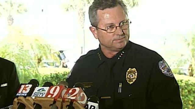 Trayvon Martin Case Police Chief Bill Lee Permanently Relieved of Duty
