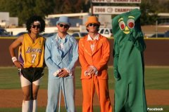 Simi Valley baseball's four best Halloween costumes