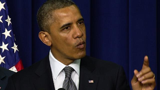 """We don't benefit from ignorance"" on gun violence, Obama says"