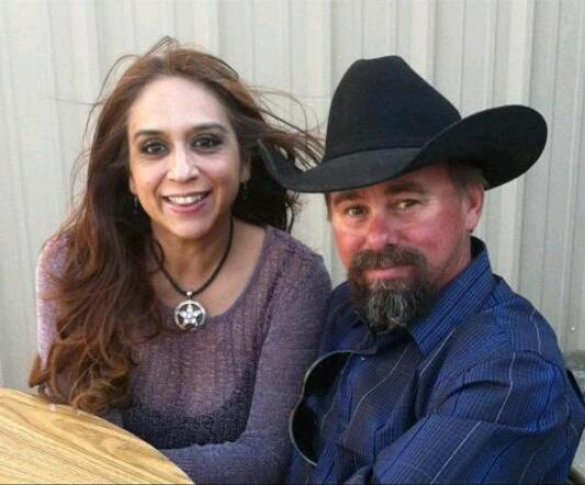 This 2012 photo provided by the Uptmor family shows Buck Uptmor and his wife Arcey. Buck Uptmor was killed in the West, Texas fertilizer plant explosion. The massive explosion Wednesday night killed as many as 15 people and injured more than 160. (AP Photo/Uptmor Family)