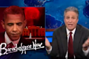 Jon Stewart Explains The Obama Administration's 'Random Guy' Defense