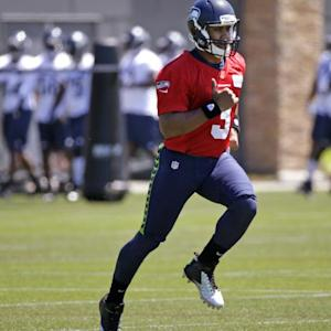 'Sizable Gap' Between Wilson and Seahawks