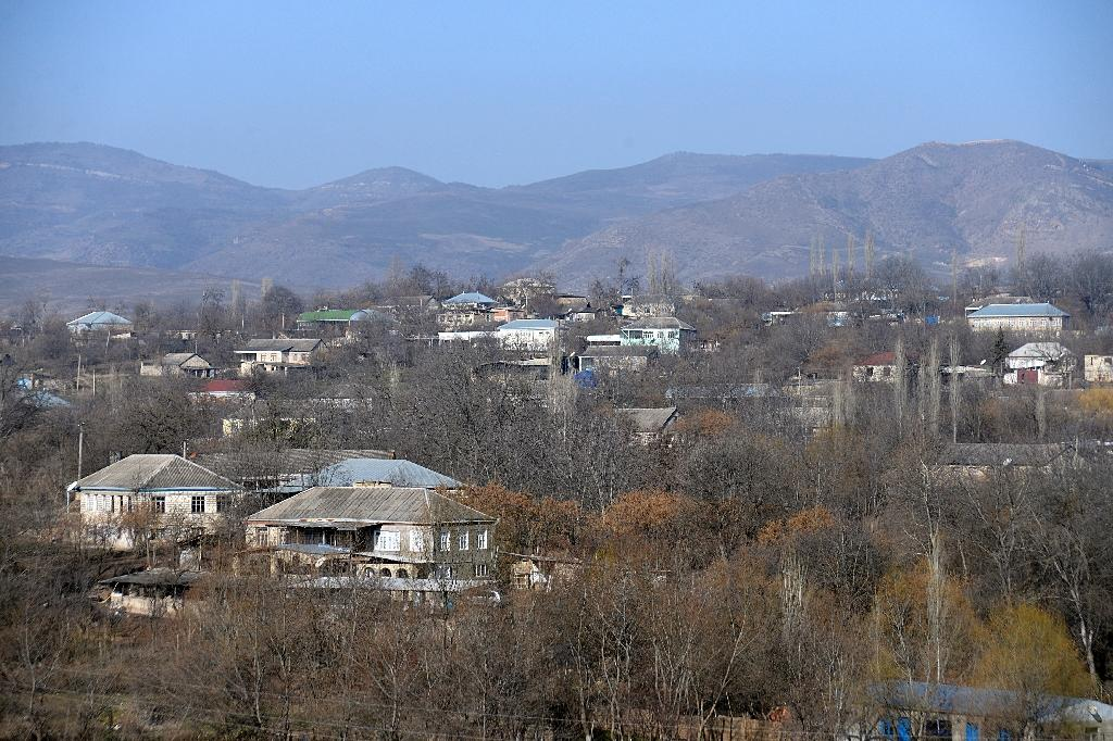 Breakaway Nagorny Karabakh elects new parliament