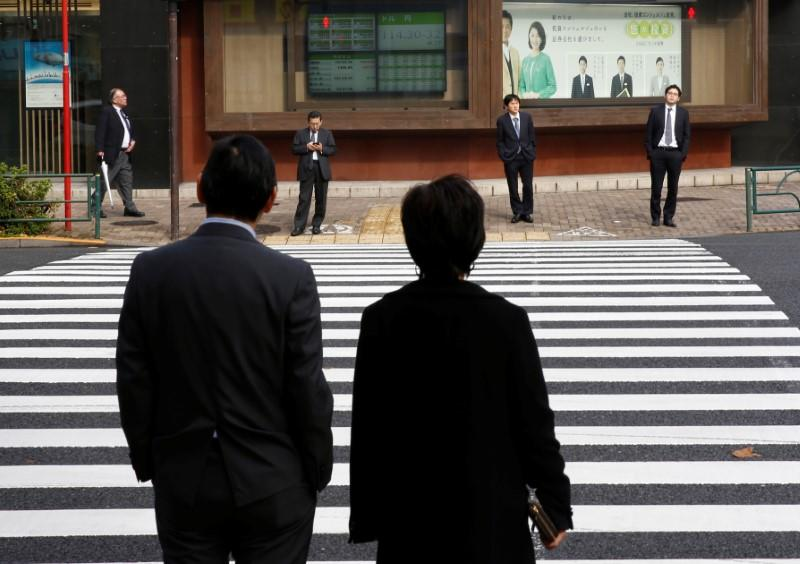 Japan Q3 GDP seen revised up on increased capital spending
