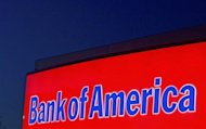 A Bank of America logo is seen outside a bank branch in Charlotte, North Carolina January 19, 2010. REUTERS/Chris Keane