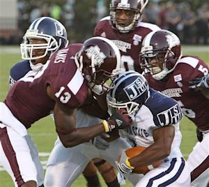 Mississippi State defeats Jackson State 56-9