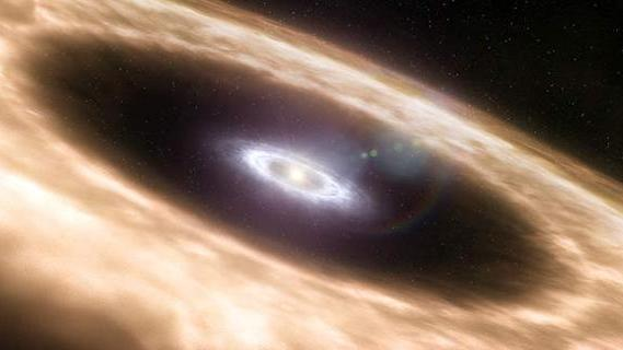 Most Alien Solar Systems Are 'Flatter Than Pancakes'