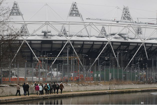 Olympic Park Guided Walks