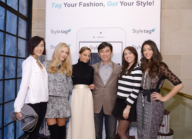 Fashion Icon Nicole Richie Hosts the Launch of Styletag