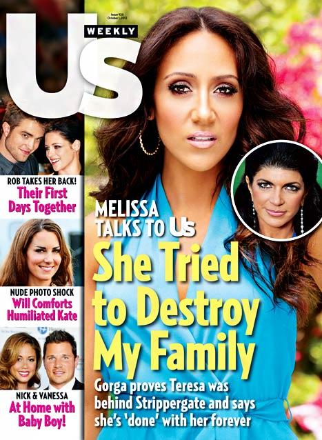 "Melissa Gorga: Teresa Giudice Is Still ""Trying to Hurt Us as Much as She Can"""