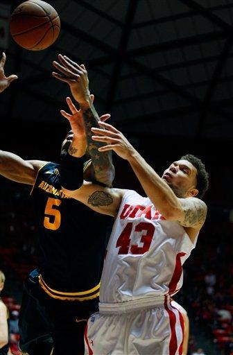 Long shots lift Utah past Arizona State 64-43