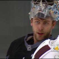 Charge Dropped Against Avs Goalie In Domestic Violence Case