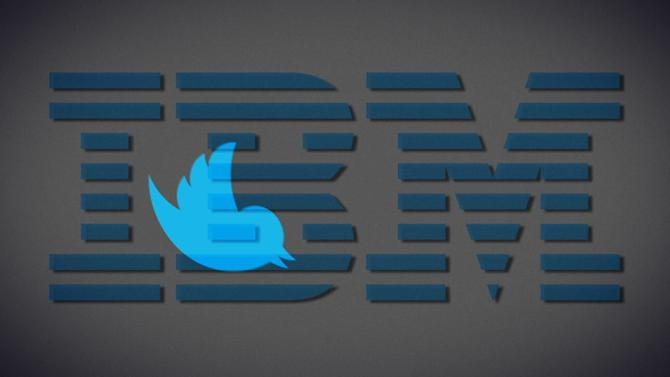 WHY TWITTER TEAMED UP WITH IBM
