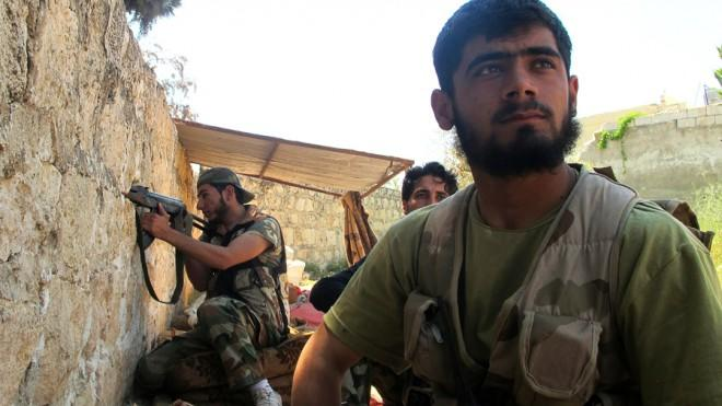 Free Syrian Army fighters: Would Syria be more free if they were in charge instead of Bashar al-Assad?