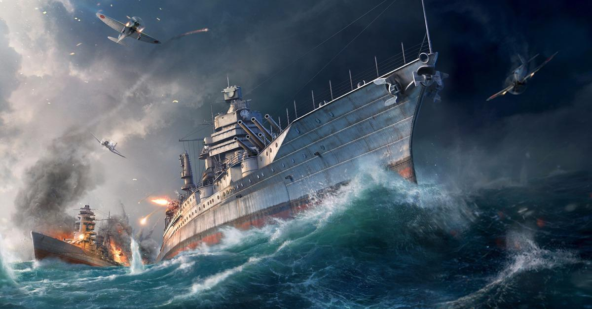 75 Legendary Warships