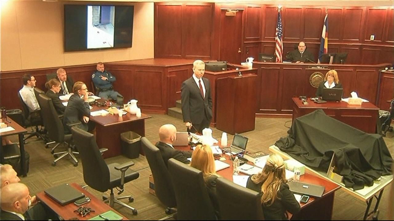 Prosecutor: 2 exams found James Holmes to be sane