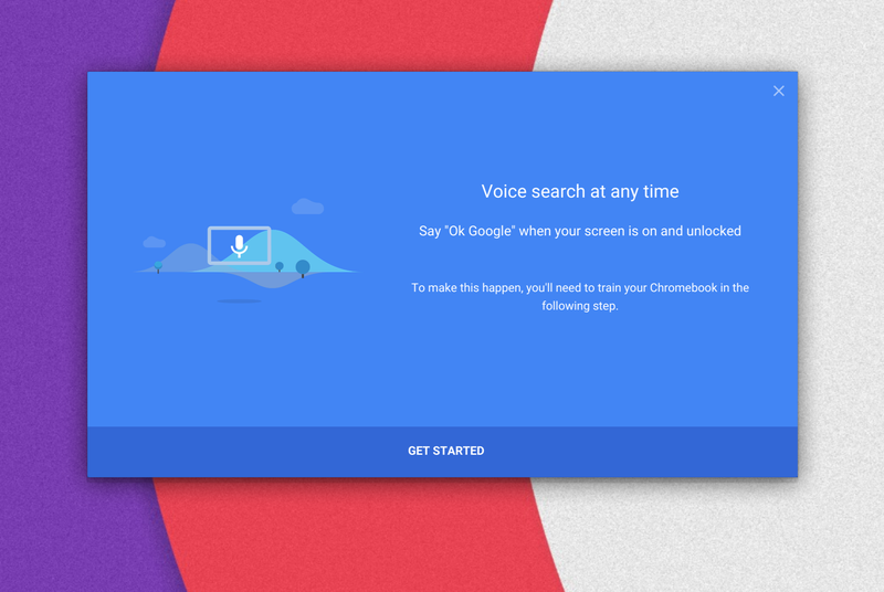 Google bringing always-on voice commands to Chromebooks