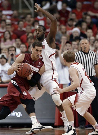 Brown leads No. 25 NC State over Stanford 88-79