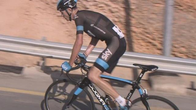 Oman: Froome siegt am Green Mountain