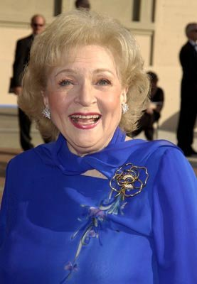 Betty White Emmy Creative Arts Awards - 9/13/2003