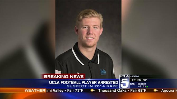 UCLA Football Player Arrested on Suspicion of Rape in 2014 Incident: LAPD