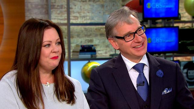 "Melissa McCarthy and Paul Feig team up again for ""Spy"""