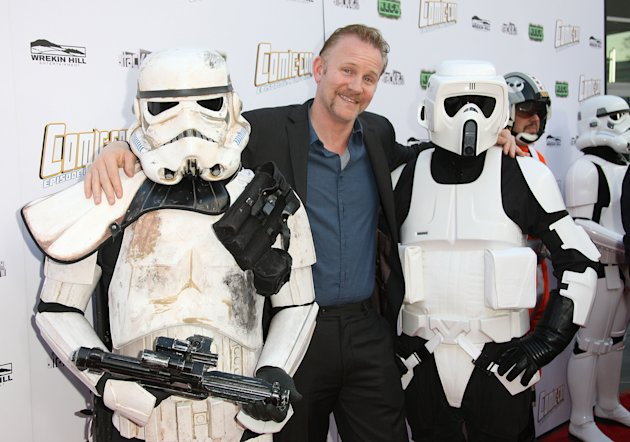 Premiere Of Morgan Spurlock's &quot;Comic-Con Episode IV: A Fan's Hope&quot; - Arrivals