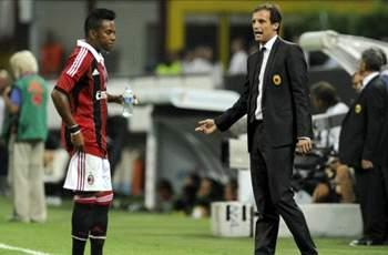 Allegri: New striker arrival depends on Robinho or Pato leaving