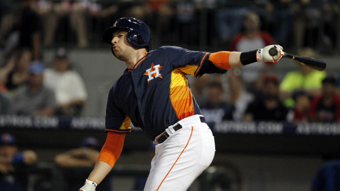 MLB: Toronto Blue Jays at Houston Astros