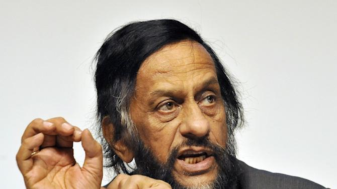 Rajendra Pachauri denies the allegations sexual harassment
