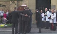 Moors Murders: Funeral Held For Winnie Johnson