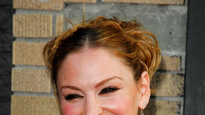 "Drea de Matteo attends the ""Broken English"" premiere at the Landmark Sunshine Cinema June 18, 2007 in New York City."