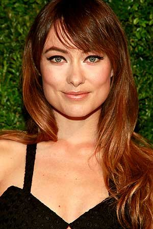 Olivia Wilde before -- Charles Eshelman/WireImage