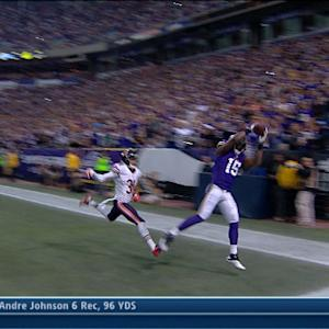 Greg Jennings 8-yard TD catch