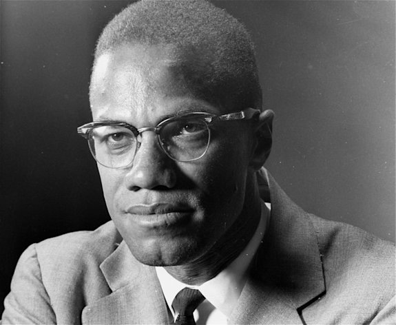 Malcolm X is regarded as one of the most influential figures in black American history (AP/PA)