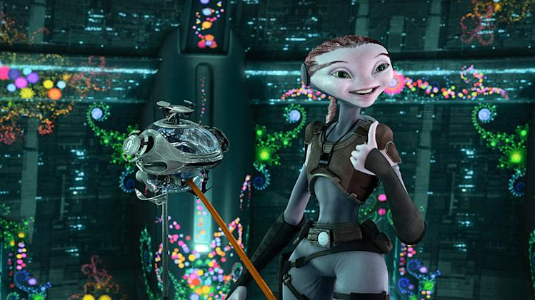 Mars Needs Moms 2010 Walt Disney Pictures