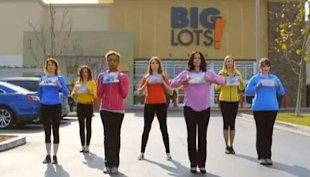 Dear Big Lots: Real Moms Don't Do Synchronized Dances About Buying Twinkies