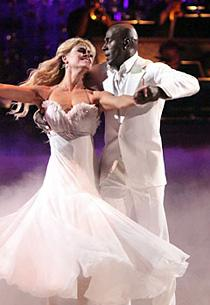 Peta Murgatroyd and Donald Driver | Photo Credits: Adam Taylor/ABC